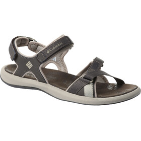 Columbia Kyra III Sandals Women Mud/Ancient Fossil